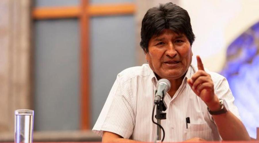 """Nombra Morena a Evo Morales """"ciudadano distinguido"""" de Oaxaca   El Imparcial de Oaxaca"""