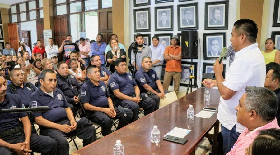 Realizan operativos de seguridad en Tuxtepec | El Imparcial de Oaxaca