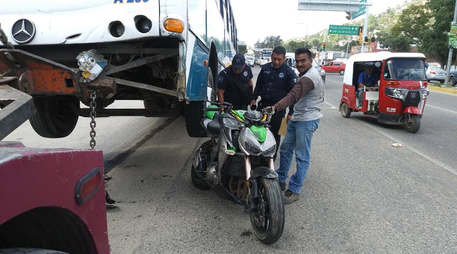 De operar autobús, imputado será vigilado: juez   El Imparcial de Oaxaca