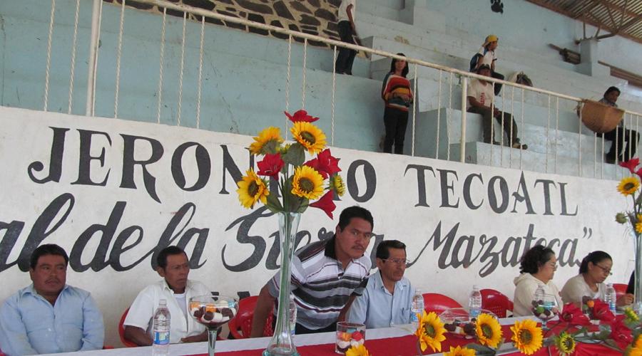 Se realiza en calma, elección de edil en San Jerónimo Tecoátl   El Imparcial de Oaxaca