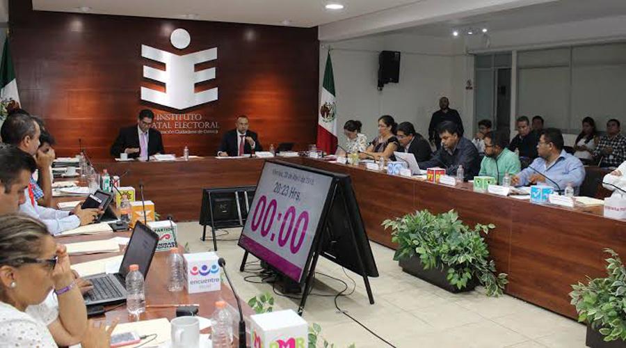 Aprueban examen 15 aspirantes para consejero del IEEPCO   El Imparcial de Oaxaca