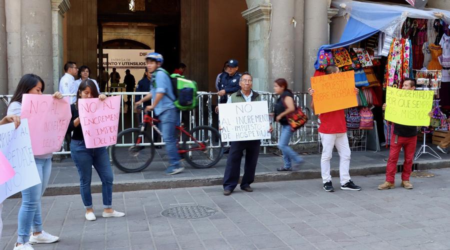 Rechaza Iniciativa Privada pagar más impuestos | El Imparcial de Oaxaca