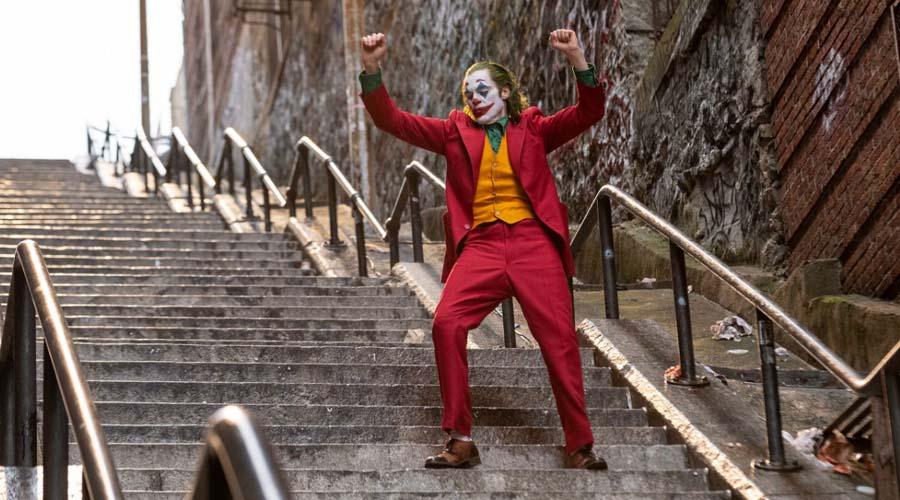 Filtra el rodaje del mítico baile de Joker en las escaleras de Bronx | El Imparcial de Oaxaca