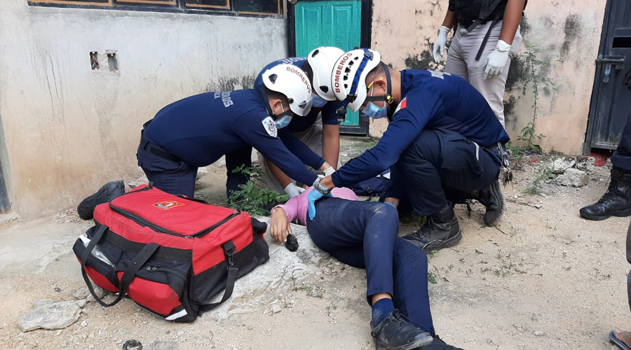 Cae joven de la segunda planta de su casa en Juchitán   El Imparcial de Oaxaca