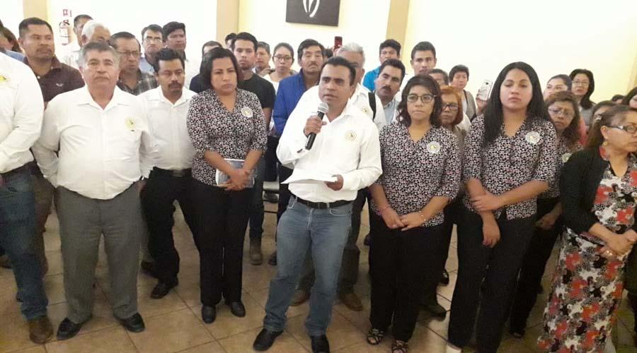 Rechazan sindicato de Cooperativa en Huajuapan de León | El Imparcial de Oaxaca
