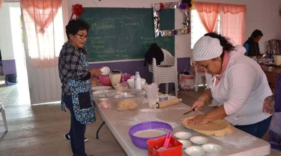 Brindan capacitaciones a mujeres de Nochixtlán | El Imparcial de Oaxaca