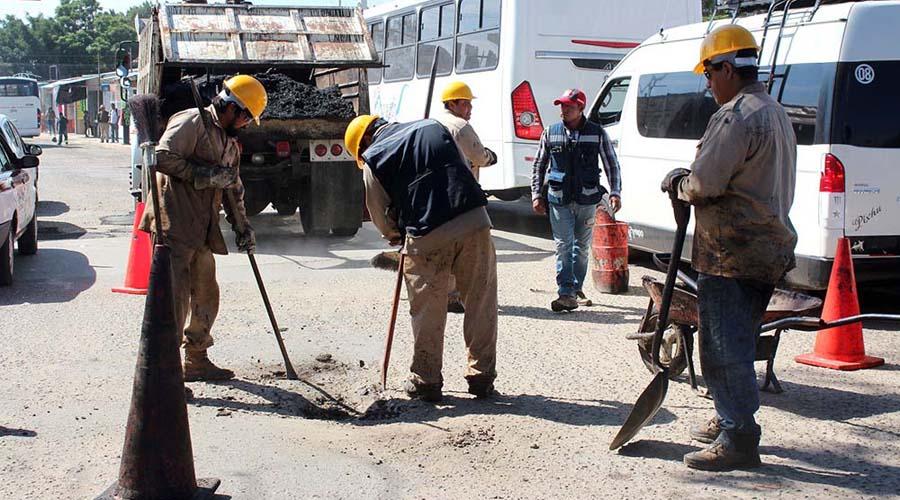 En 40 %, el avance de obras en la capital | El Imparcial de Oaxaca
