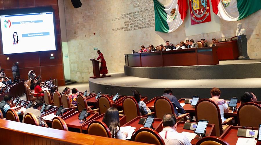 Pide Congreso Cuenta Pública 2018 antes de que finalice noviembre | El Imparcial de Oaxaca