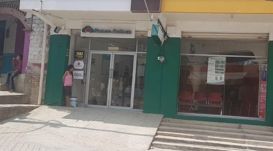 Asaltan banco en Nopala | El Imparcial de Oaxaca