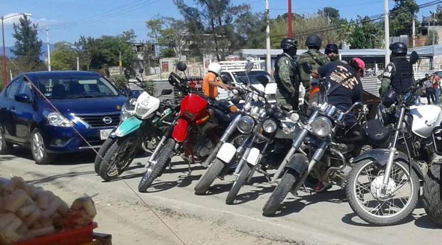 Desmantelan banda de roba motos | El Imparcial de Oaxaca