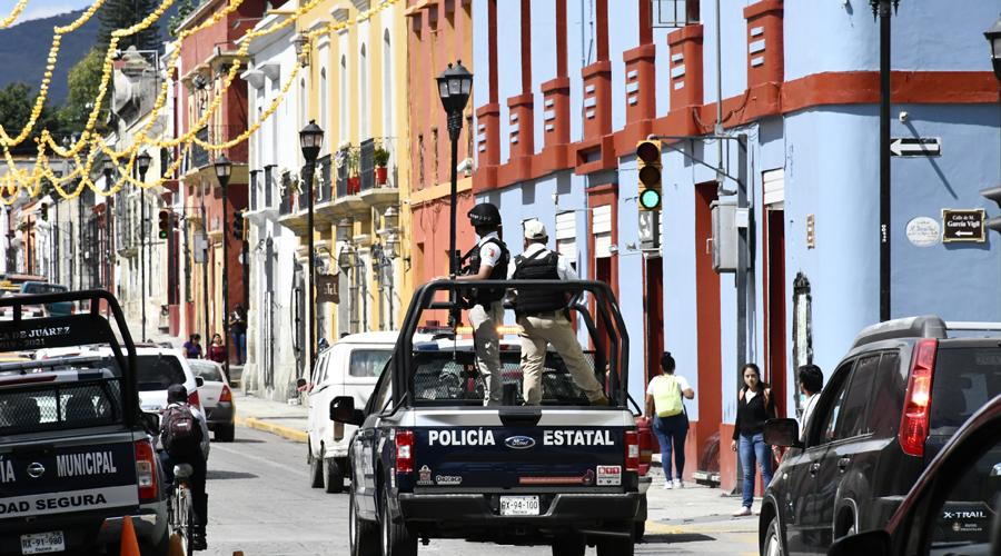 Disminuye número de policías estatales en Oaxaca   El Imparcial de Oaxaca
