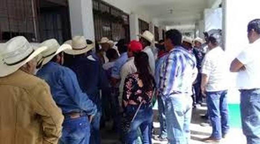Cero tolerancia para servidores que pidan dinero   El Imparcial de Oaxaca