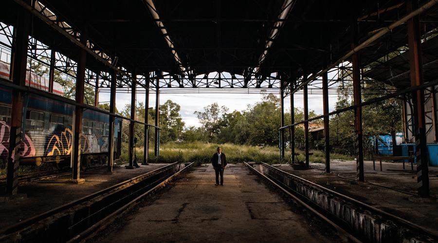 Rostros ferroviarios se dejan ver en el MIO | El Imparcial de Oaxaca