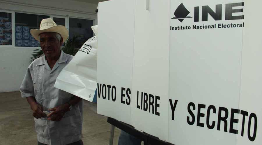 Se perfilan para partidos políticos tres organizaciones | El Imparcial de Oaxaca