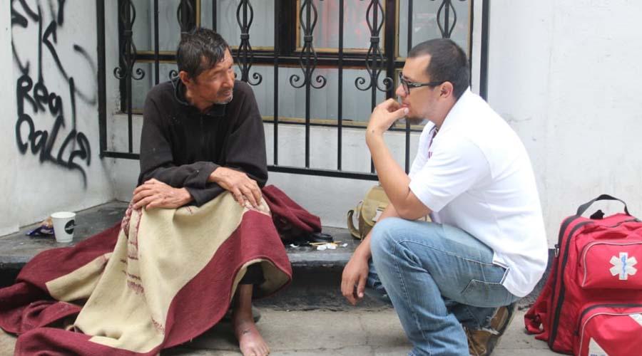Deambulan 230 personas en situación de calle | El Imparcial de Oaxaca