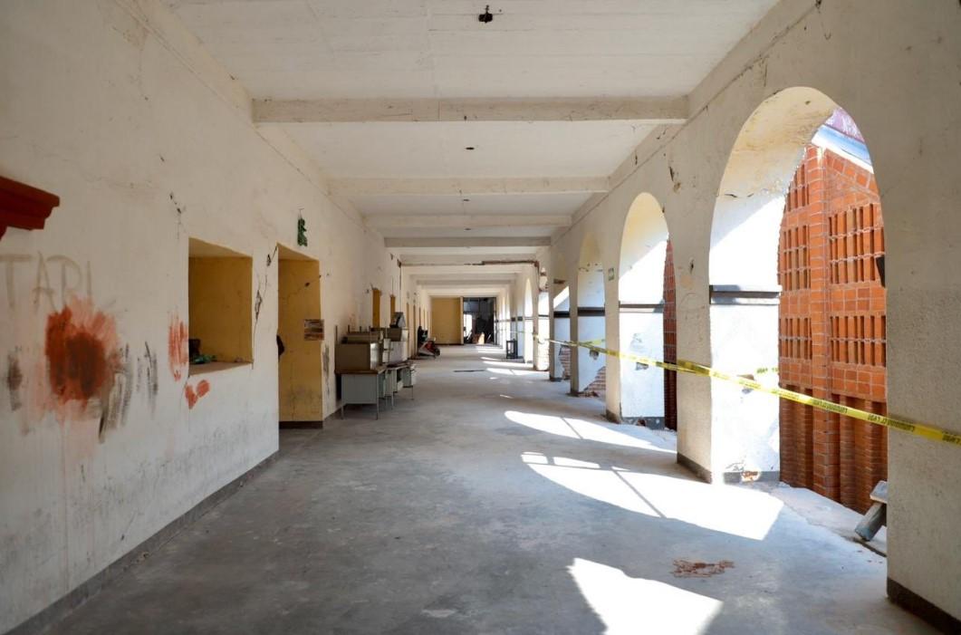 Inicia reconstrucción del palacio de Juchitán   El Imparcial de Oaxaca