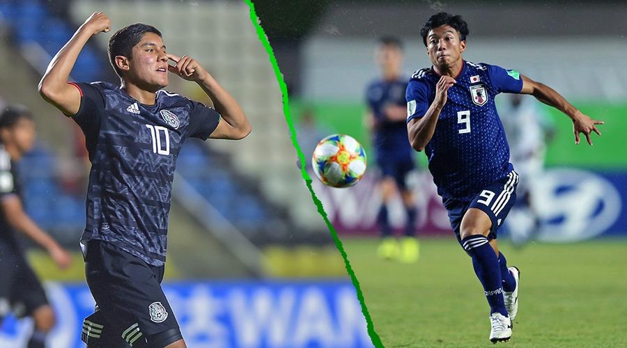 México sub 17 avanza a cuartos de final tras derrotar a Japón | El Imparcial de Oaxaca