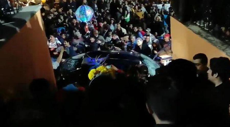 Detrozan auto que embistió muerteada en San Agustín Etla   El Imparcial de Oaxaca