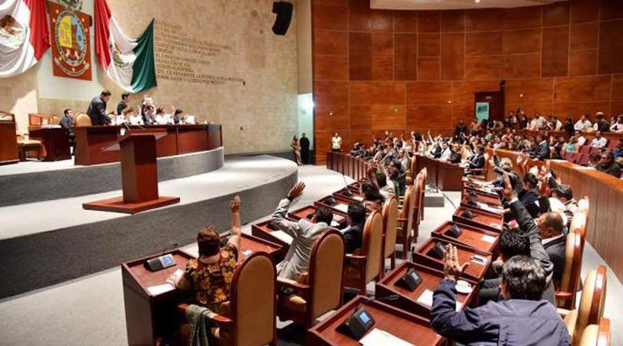 Reconoce Congreso que publica cifras alteradas | El Imparcial de Oaxaca