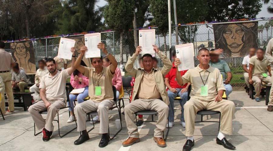 Presos se titulan como abogados | El Imparcial de Oaxaca