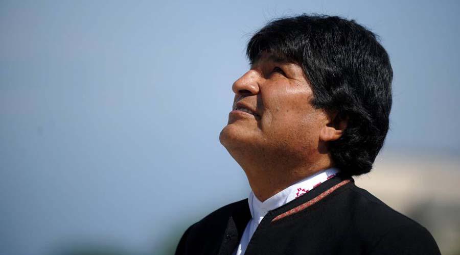 """Video: """"El presidente de México me salvó la vida"""", dice Evo Morales tras llegar al país   El Imparcial de Oaxaca"""