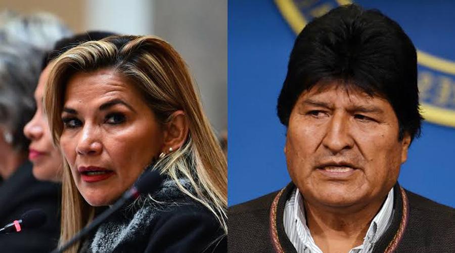 Autoproclamada presidenta de Bolivia denunciaría a Morales ante La Haya   El Imparcial de Oaxaca