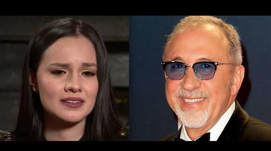 Emilio Estefan aclara si lanzará la carrera musical de Sarita Sosa | El Imparcial de Oaxaca