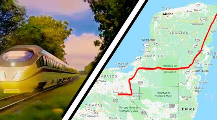 Gobierno Federal realizará consulta para afianzar construcción del Tren Maya | El Imparcial de Oaxaca