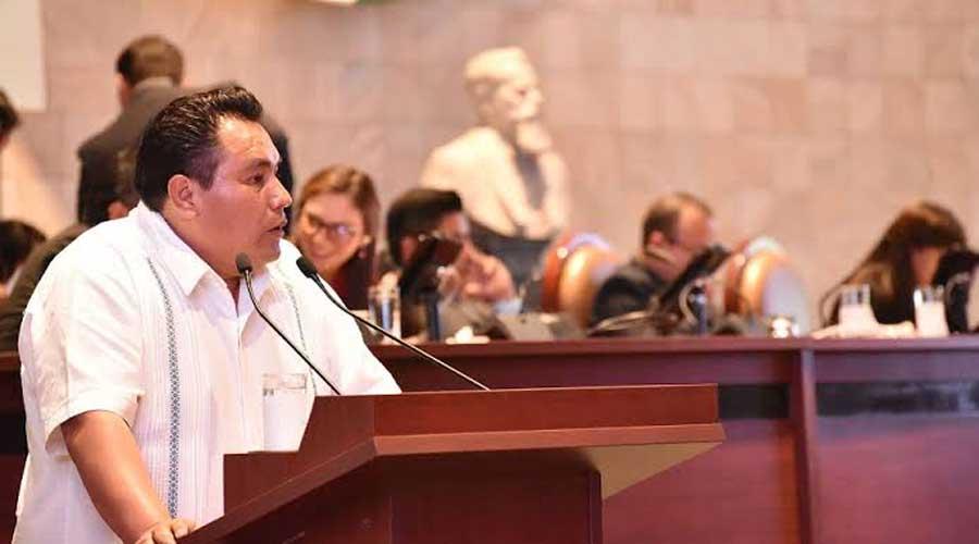 Horacio Sosa será nuevo presidente de la Jucopo | El Imparcial de Oaxaca