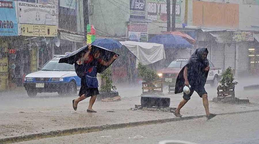 Pronostican lluvias y bajas temperaturas | El Imparcial de Oaxaca
