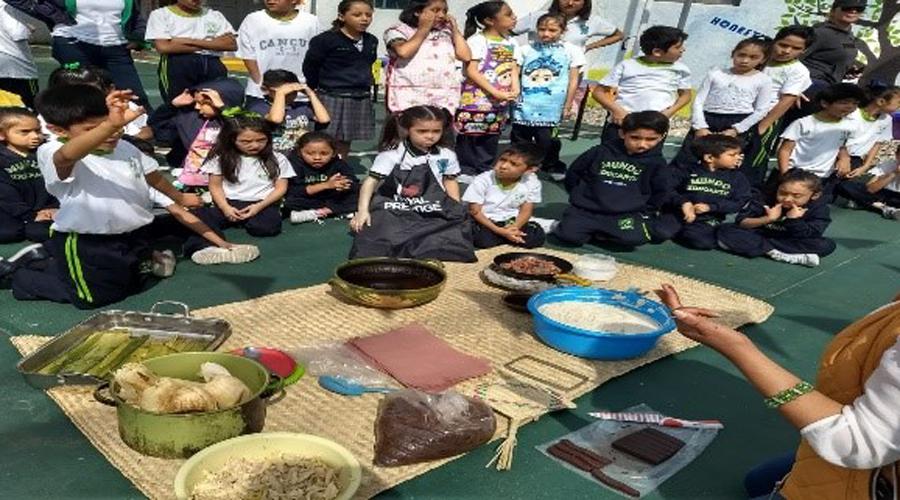 Del cacao al chocolate y de la mesa al tamal   El Imparcial de Oaxaca