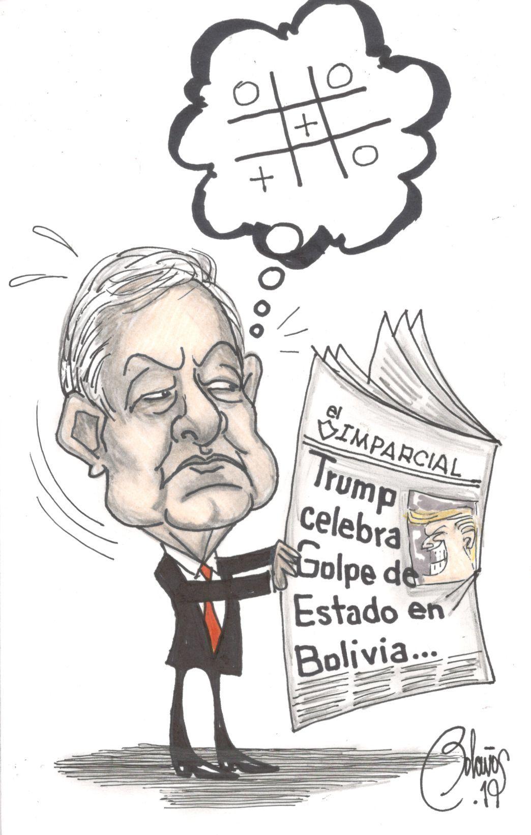 Trump celebra | El Imparcial de Oaxaca