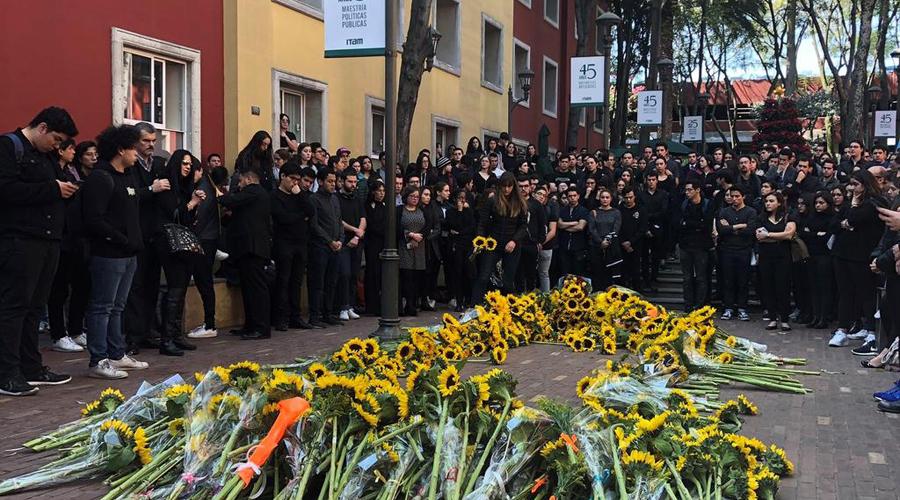 Alumnos del ITAM se irán a paro por suicidio de compañera   El Imparcial de Oaxaca