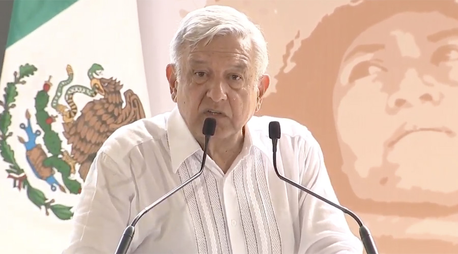 AMLO asegura que durante su gobierno no habrá corrupción | El Imparcial de Oaxaca