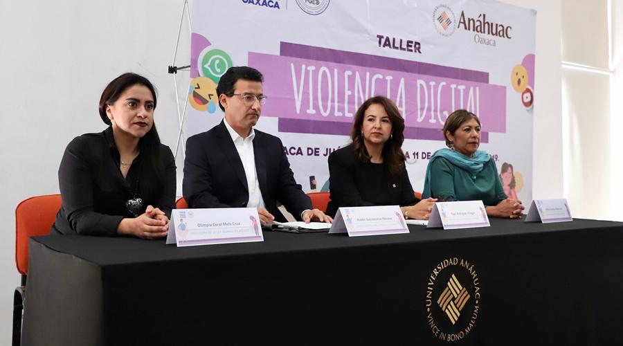 Por ley Olimpia, van 12 denuncias | El Imparcial de Oaxaca