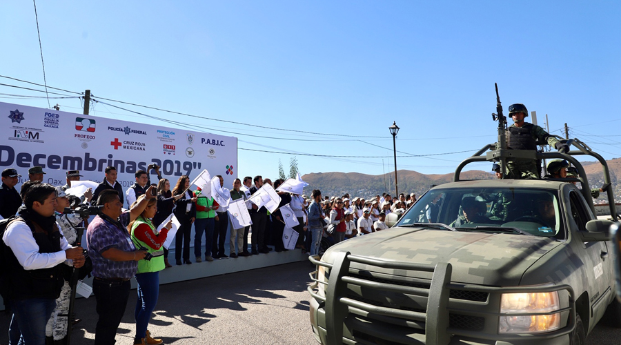 Arranca el operativo Fiestas Decembrinas   El Imparcial de Oaxaca