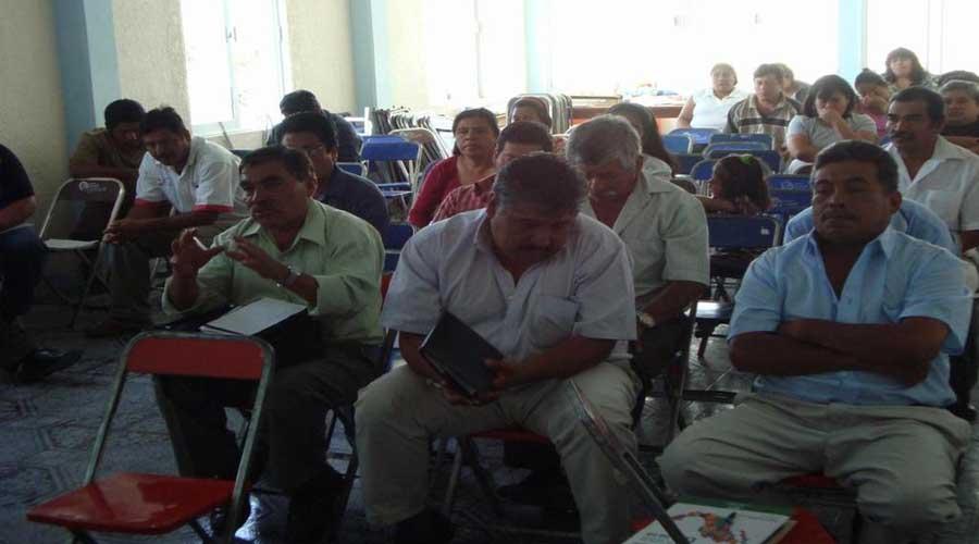 Autoridades de San Gabriel, Guelache denuncian fraude | El Imparcial de Oaxaca