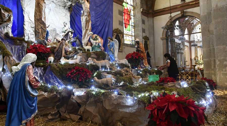 Recuerdan Iglesias el nacimiento de Jesús   El Imparcial de Oaxaca