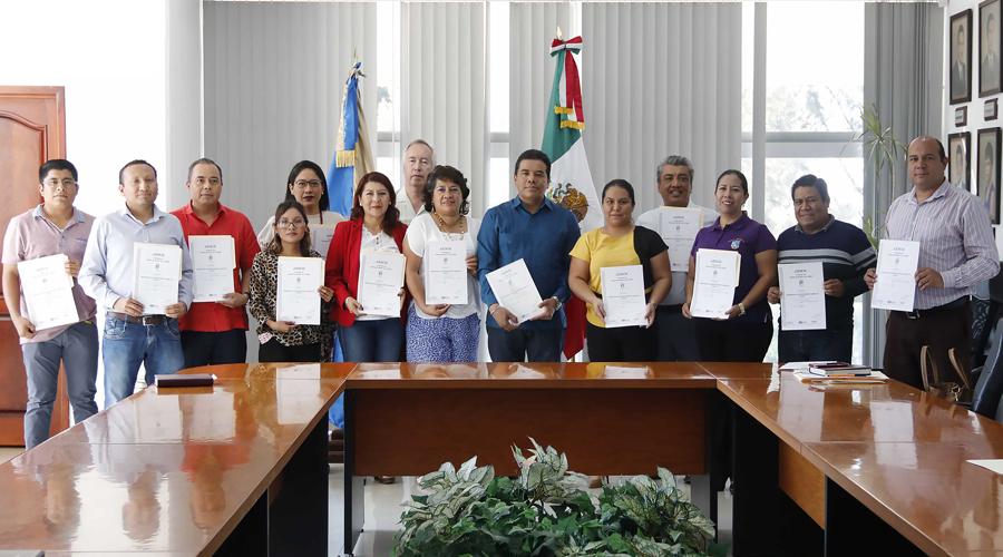 Certifica UABJO 20 procesos bajo la Norma ISO 9001-2015 | El Imparcial de Oaxaca