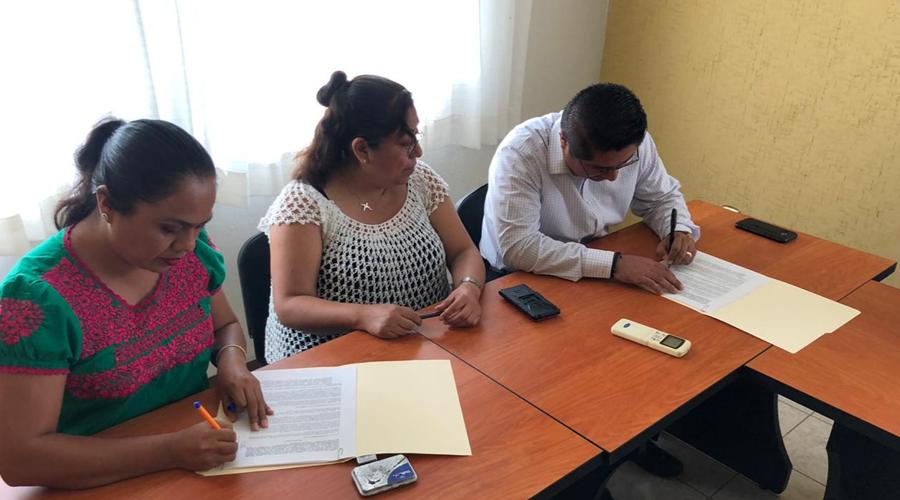 Universidad de la Cañada y Ayuntamiento firman convenio | El Imparcial de Oaxaca