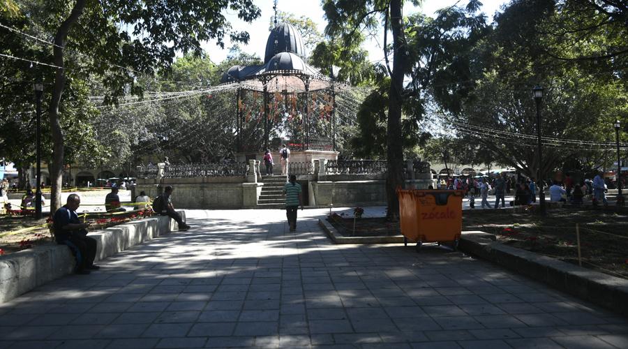 Festividades dejan más de 50 toneladas de basura en el Centro | El Imparcial de Oaxaca