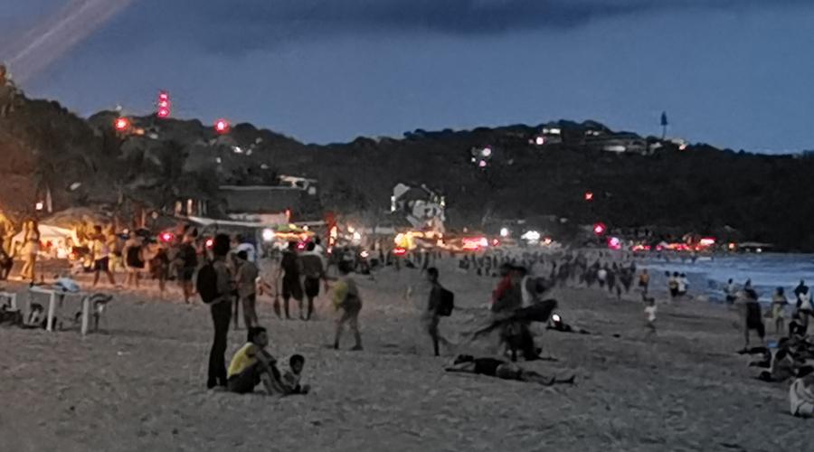 Observan excelente derrama económica en la Costa   El Imparcial de Oaxaca