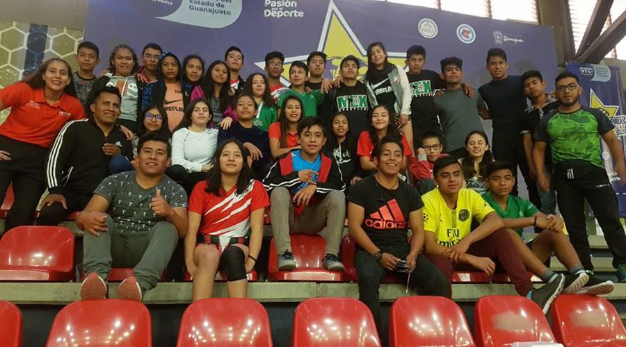 Brillan en Grand Prix   El Imparcial de Oaxaca