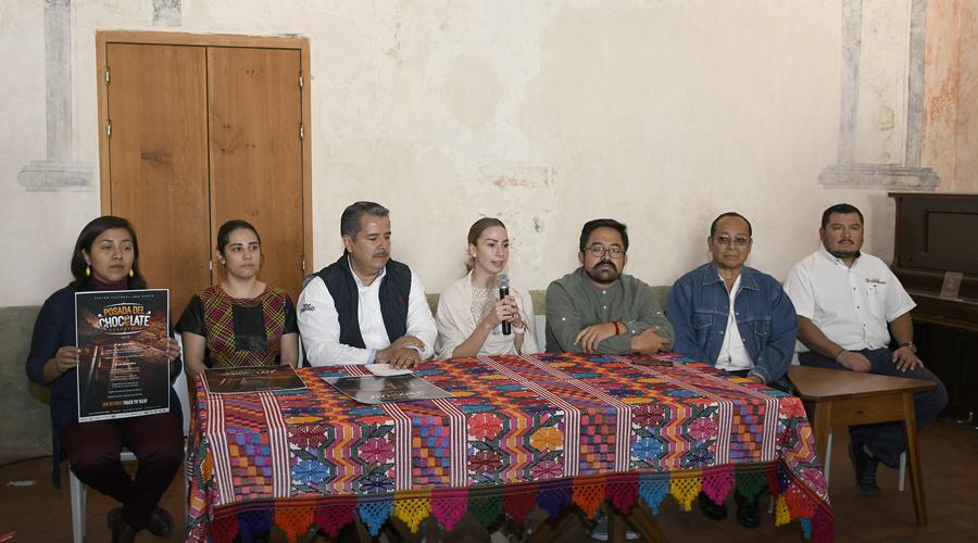 Invitan a la Posada Chocolate Oaxaqueño   El Imparcial de Oaxaca
