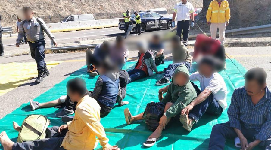 Jornaleros de Oaxaca son víctimas de trata | El Imparcial de Oaxaca