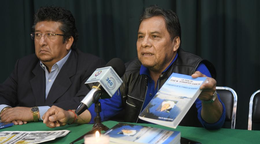 Plasman en un libro la vida de José María Dorantes | El Imparcial de Oaxaca