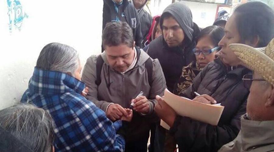Concluye elección en San Lucas Zoquiápam   El Imparcial de Oaxaca