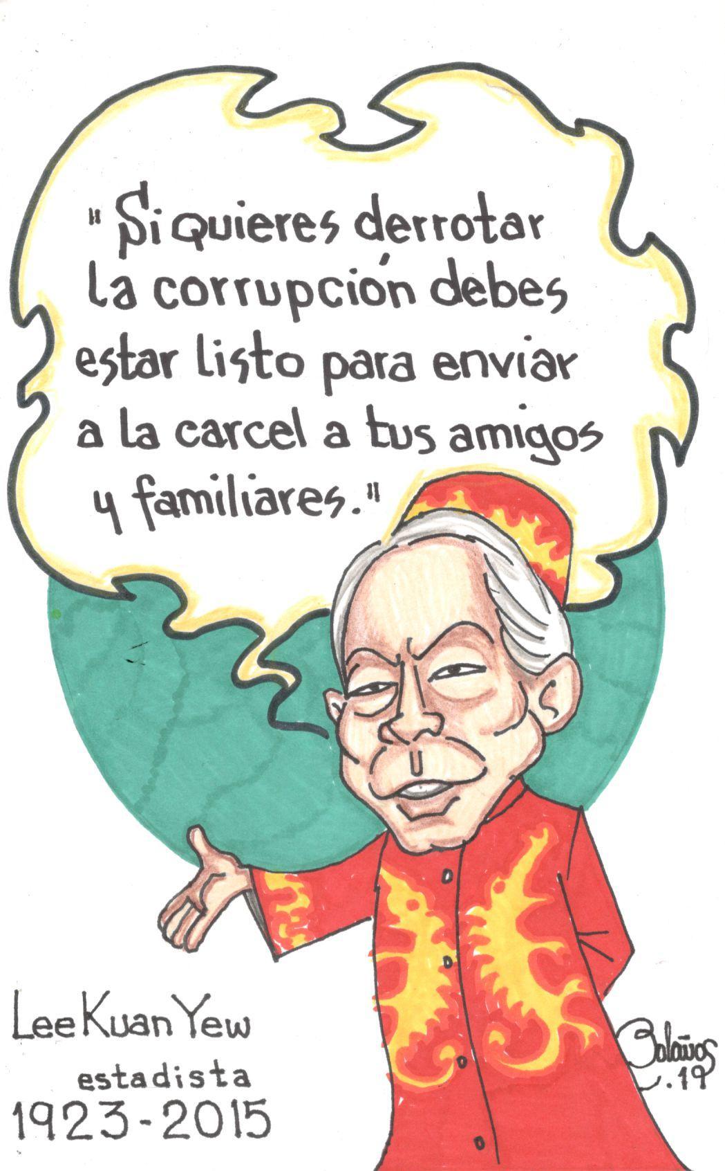 Lee Kuan Yew | El Imparcial de Oaxaca