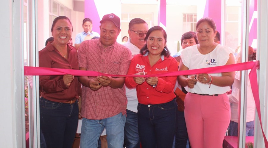 Personas con discapacidad recibirán terapia en la UBR de Cuicatlán | El Imparcial de Oaxaca