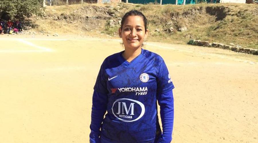Deporte y justicia, pasiones de Jenny | El Imparcial de Oaxaca
